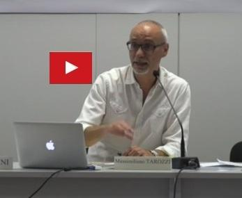 [video] Massimiliano Tarozzi - University of Bologna